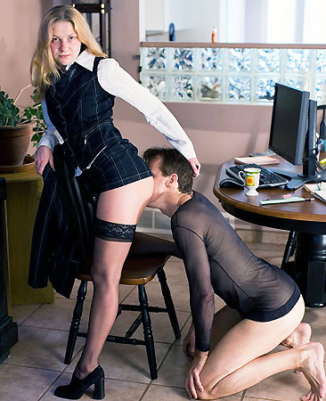 Office Dominatrix