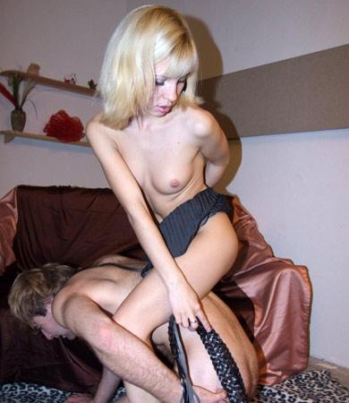 Teen dominatrix