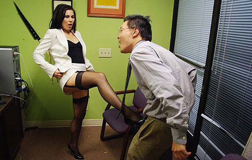 Secretary Dominatrix