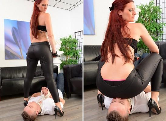 redhead-dominatrix