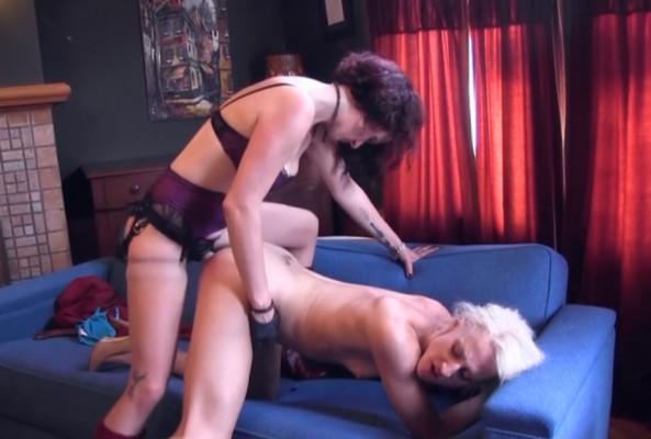 strap-on-porno